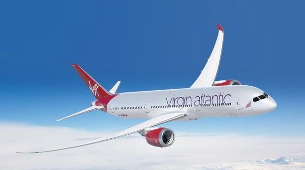 Boeing 787-9 Dreamliner de Virgin Atlantic