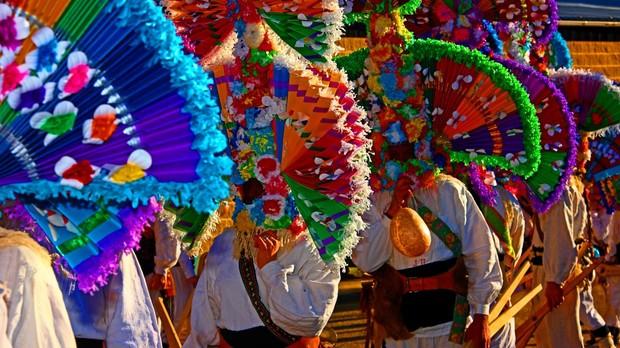 Carnaval de Llamas de la Ribera, León