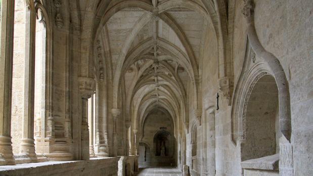 Claustro de la Catedral de Ciudad Rodrigo, Salamanca