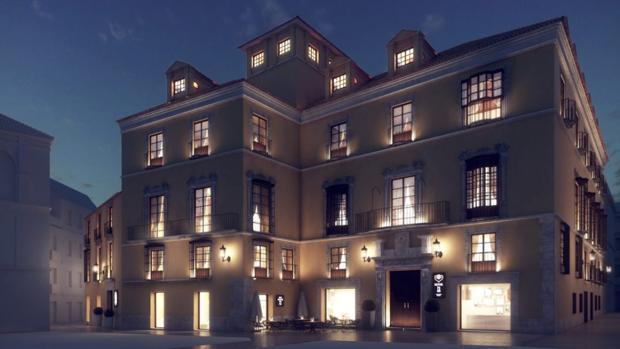 Palacio de Solecio -más conocido como Palacio del Marqués de la Sonora
