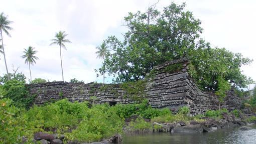 La antigua ciudad de Nan Madol es el hogar de palacios y templos de gran basalto