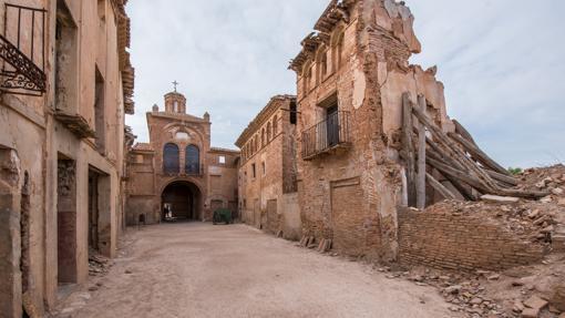 Pueblos Abandonados Por España Cargados De Historias Y Leyendas