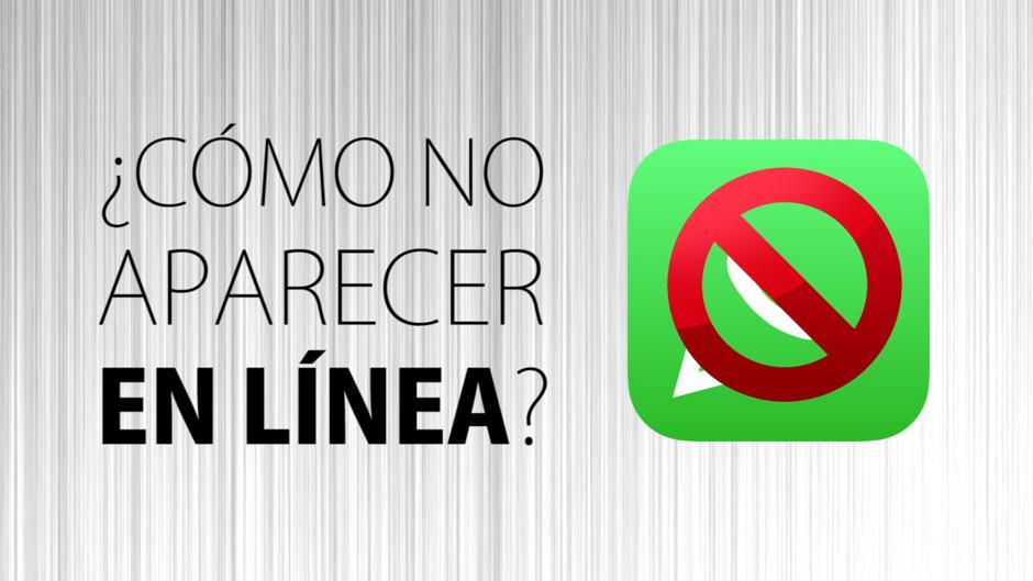 de23a735ef Cómo evitar que nos vean «en línea» en Whatsapp