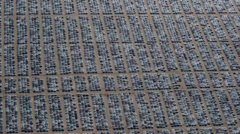 el cementerio de volkswagen en california