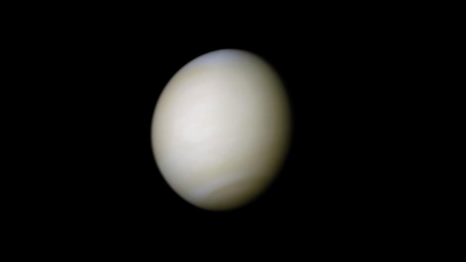 ¿Están vivas las manchas oscuras que aparecen en las nubes de Venus?