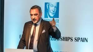 Carlos Herrera, premiado en los «First Amendment Awards»