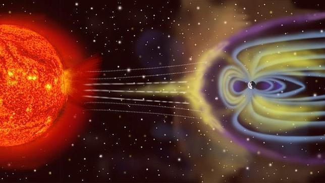 Según el investigador Ashley Dale, la llegada de una tormenta solar a la tierra es «inminente»