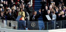 Obama anuncia una era de esfuerzo y de esperanza para sacar a EE.UU. de la crisis