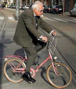 Las bicicletas son para la crisis