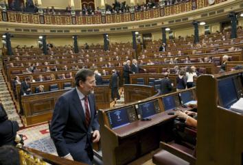 El Congreso vapulea a Zapatero, que ahora pide «cooperación nacional» ante la crisis