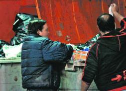 España, segundo puesto en pobreza