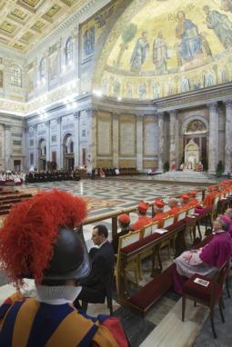 El Papa desvela que los restos de la tumba de San Pablo son del apóstol