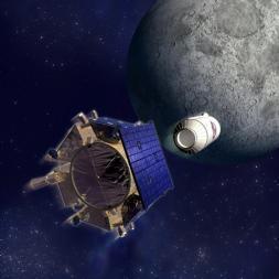 La NASA en misión suicida a la Luna