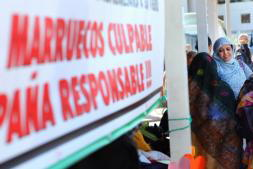 La izquierda radical del Congreso se desmarca del PSOE en el «caso Haidar»