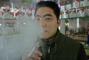 El cuento chino de los «e-cigarrillos»