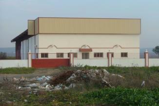 Villa del Río: La nave Rimacor se reconvierte en una factoria de biodiésel